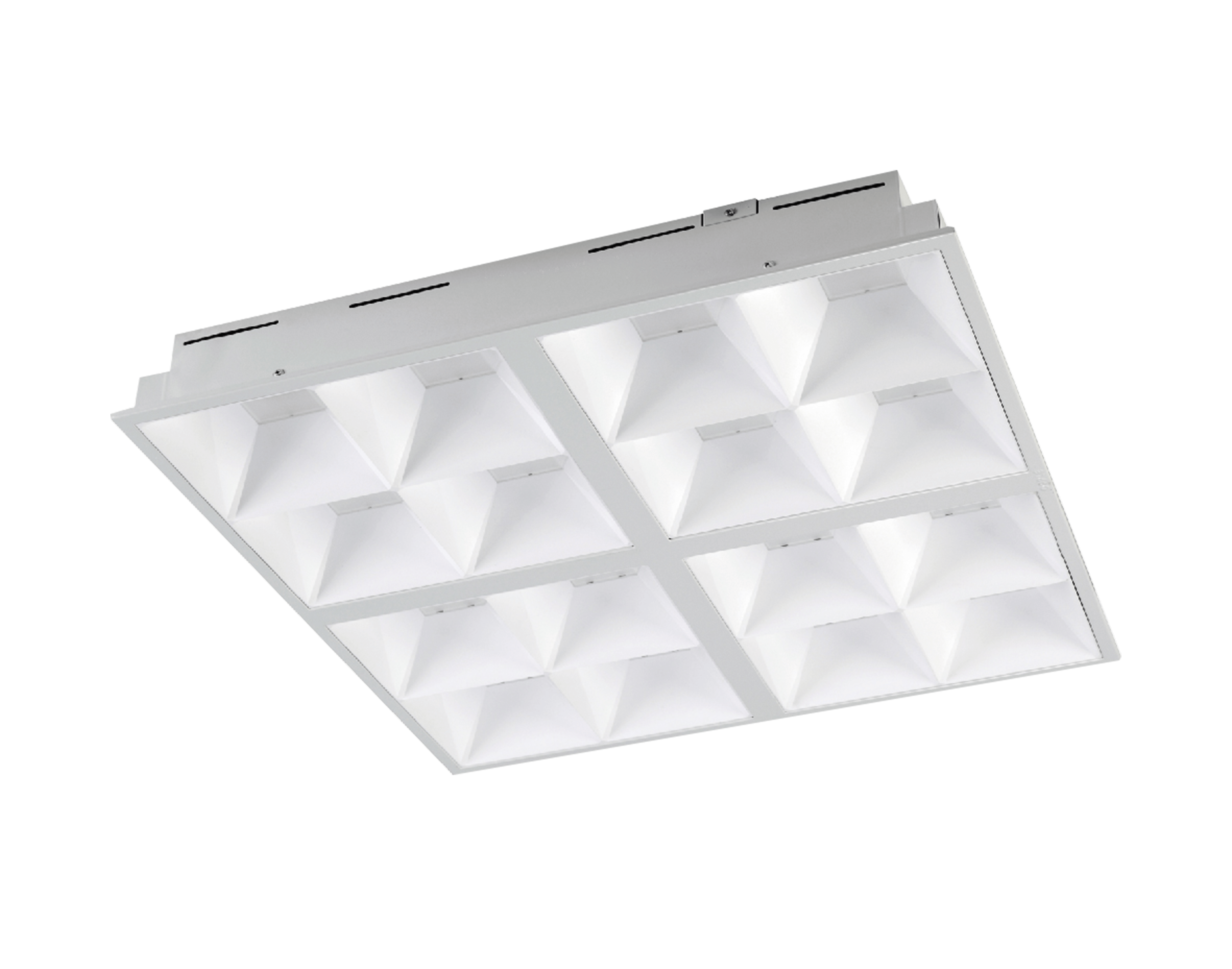 Direct replacement for existing t5 and t8 fixtures comfortable lighting