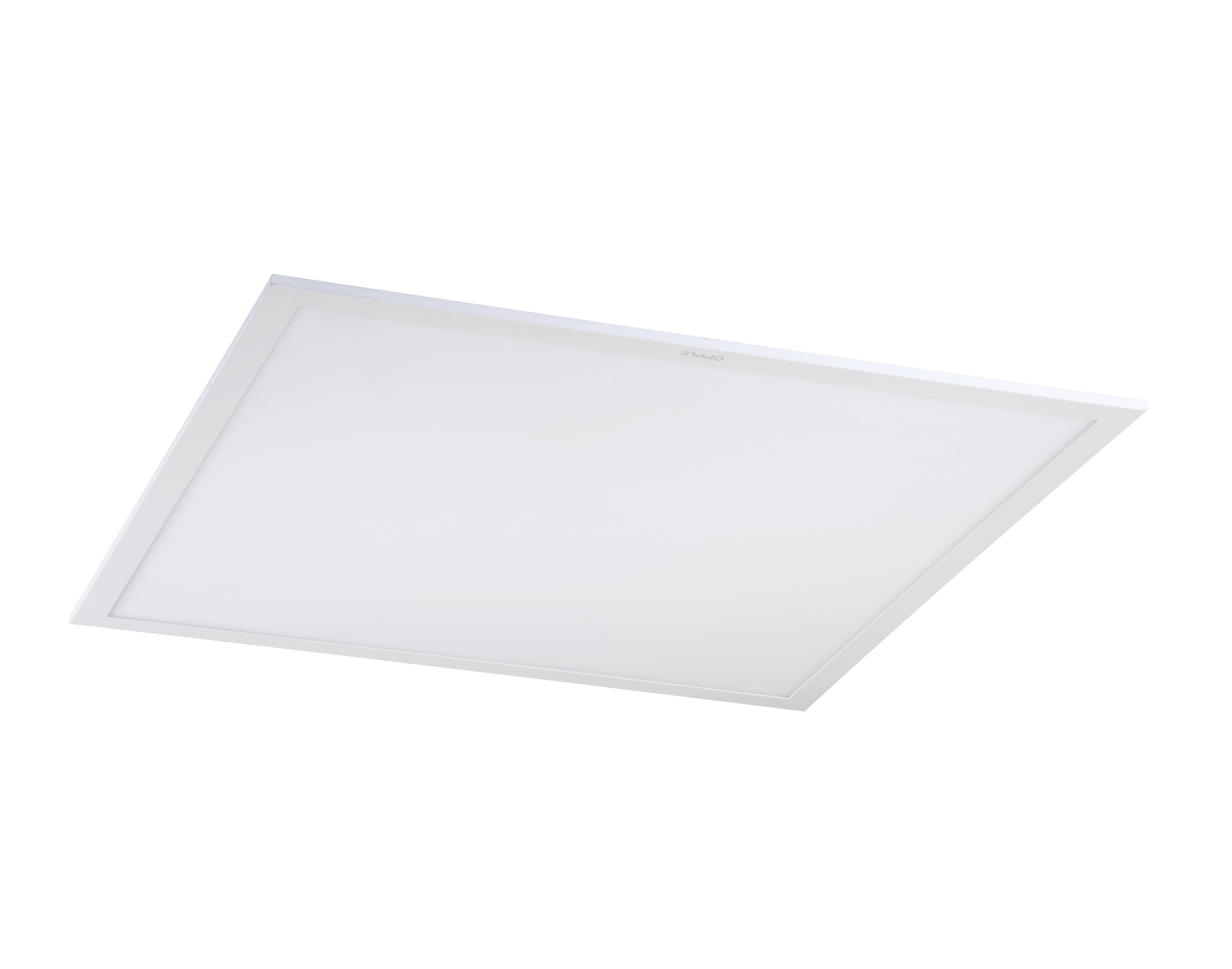 Plafoniera Led Con Emergenza Integrata : Ledpanelrc s b sq w wh opple lighting